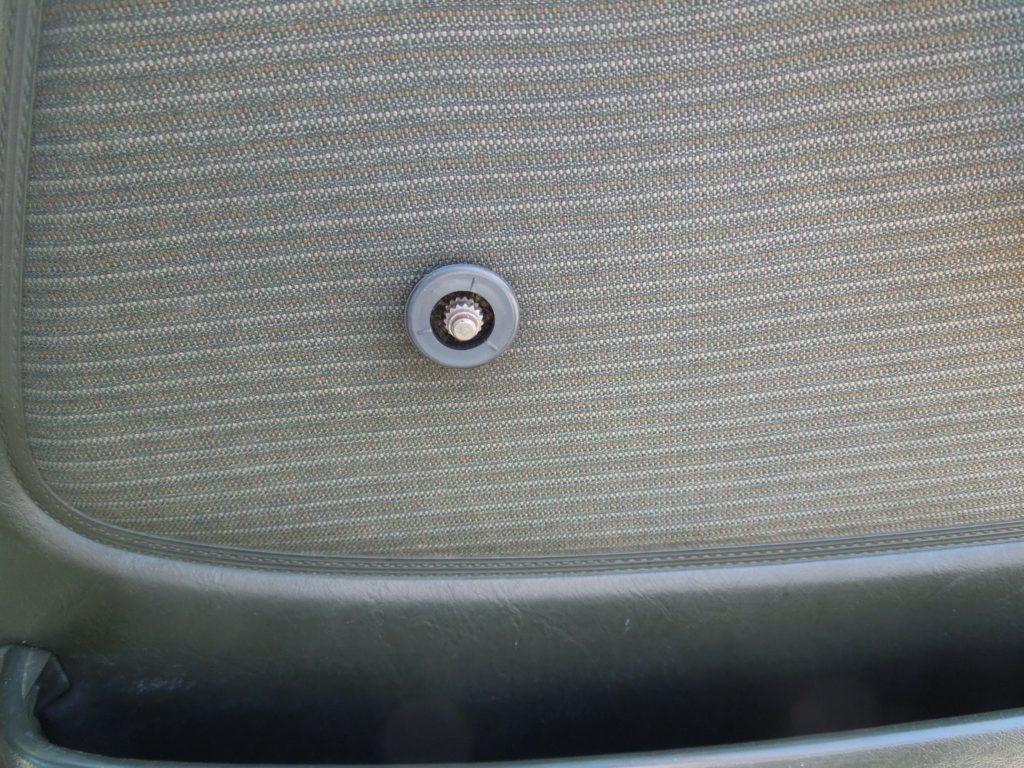 door panel removal w123