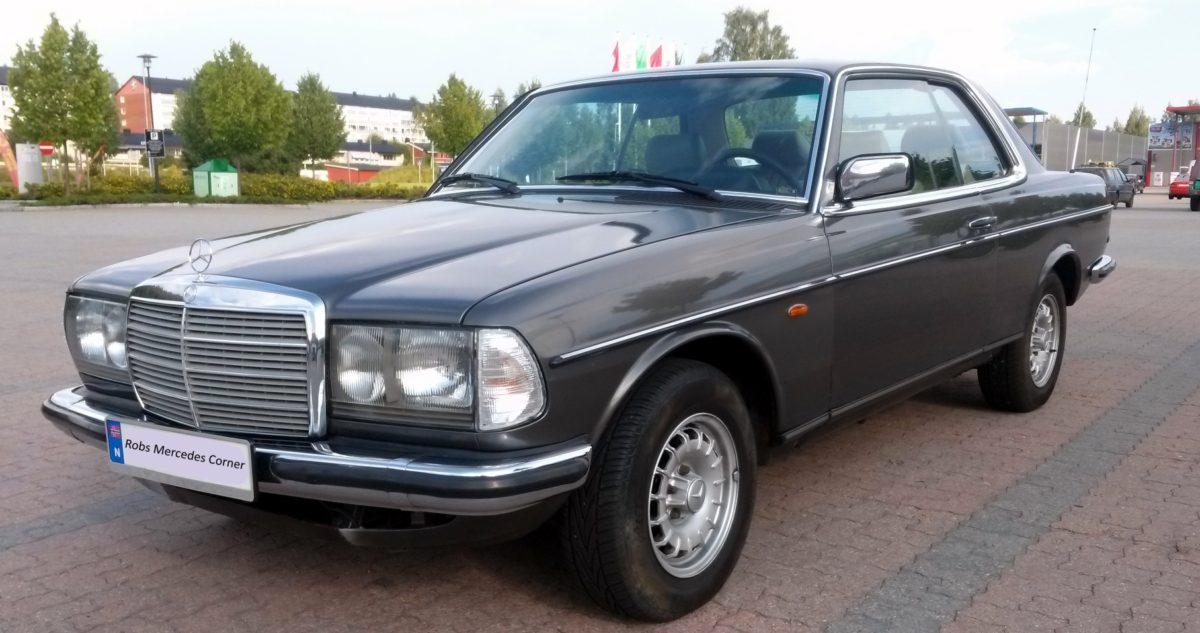 Restoration Blog – Robs Mercedes Corner