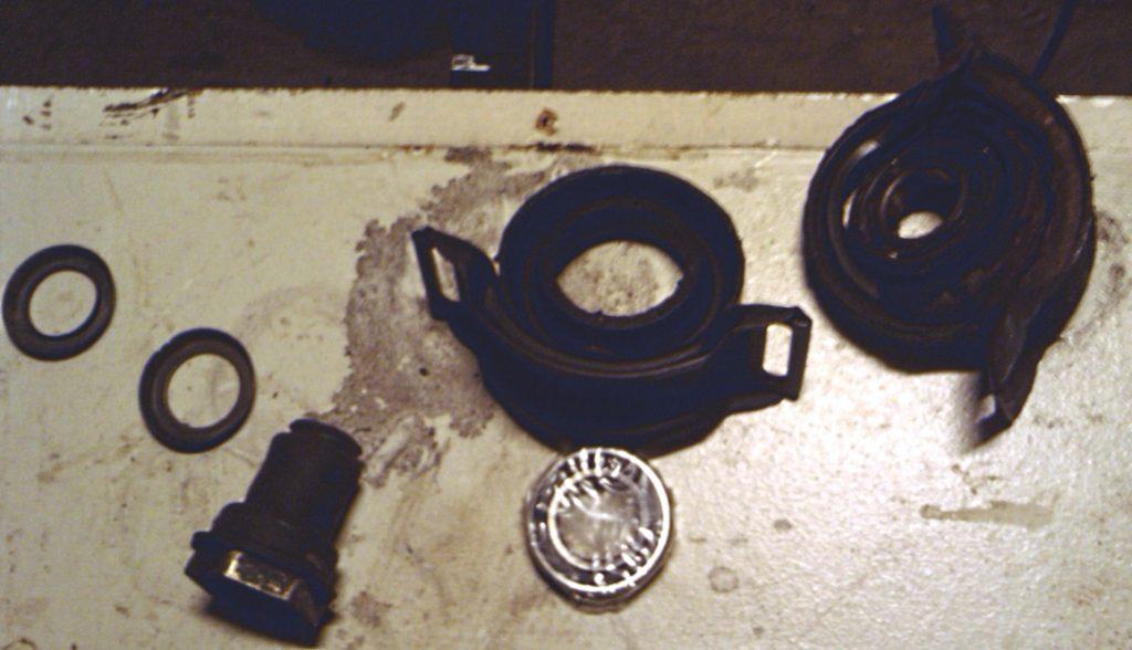 bearing parts w123