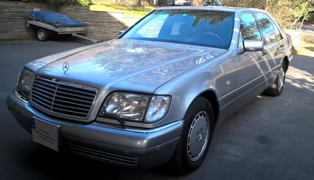 "Review of ""Flagship"" Mercedes Benz S600 W140"