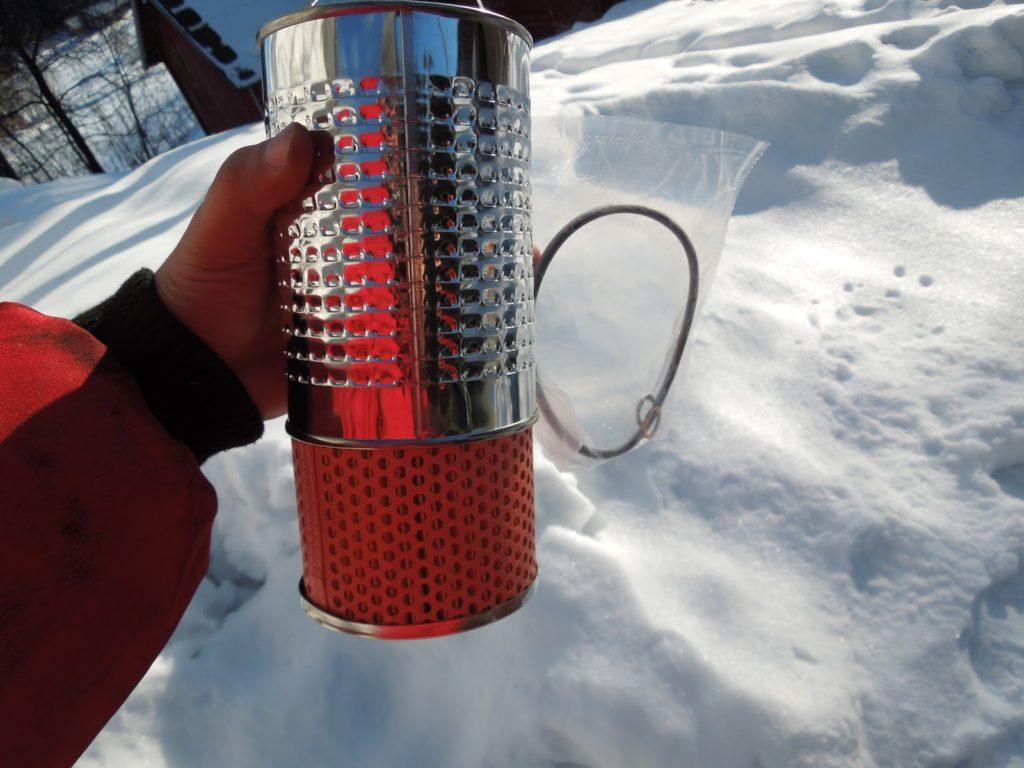 oil filter om617