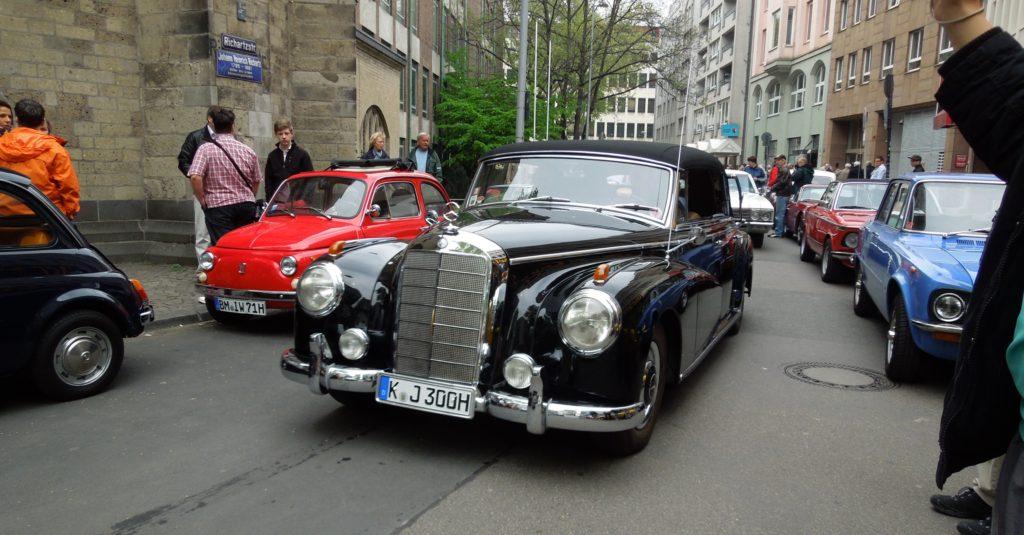 Mercedes Benz w186