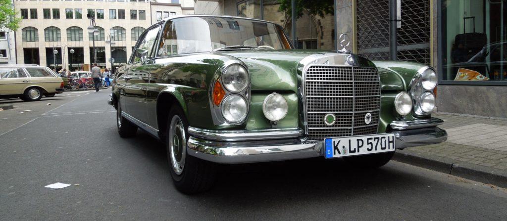 Mercedes w112