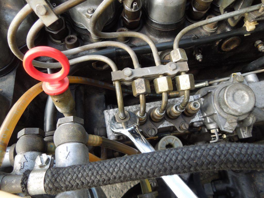 diesel hard lines OM617