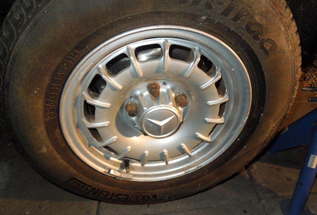 wheels w123