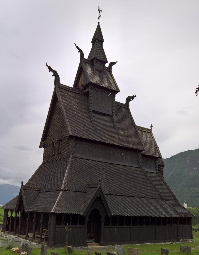 vikøyri stave church