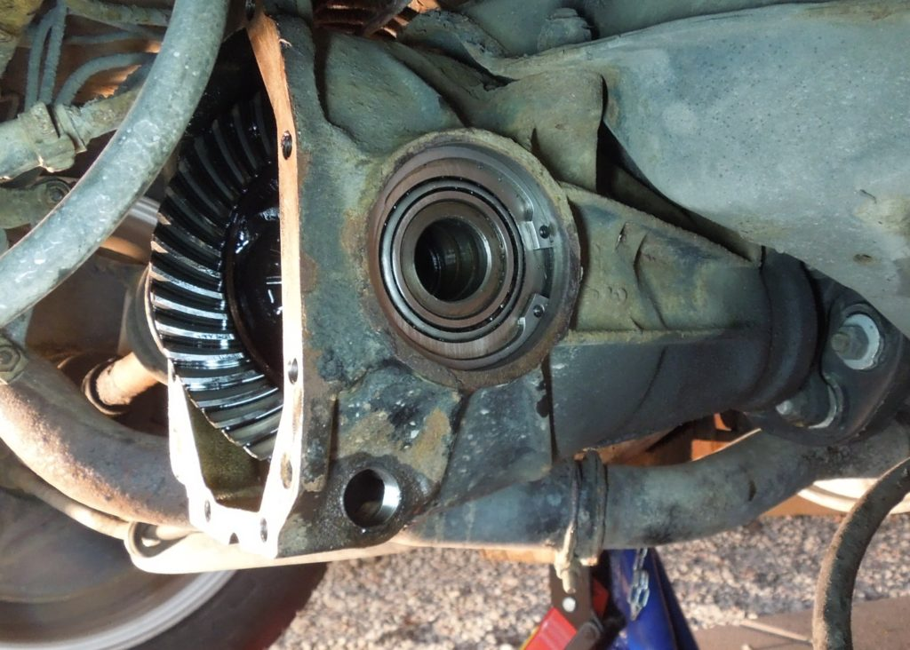 differential w123
