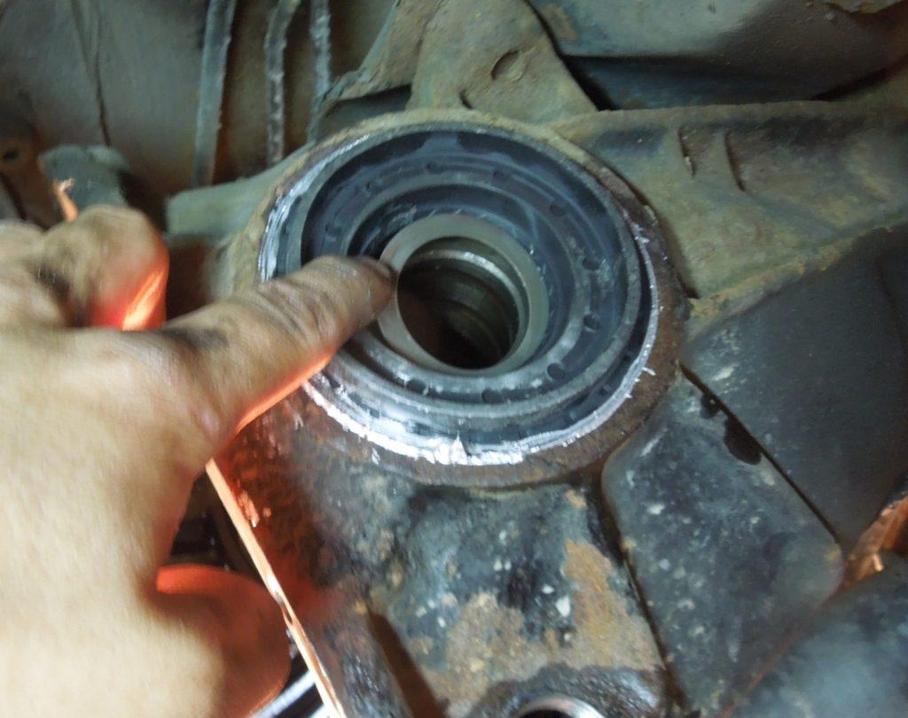 axle washer w123