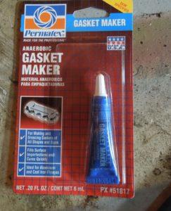 anaerobic gasket maker