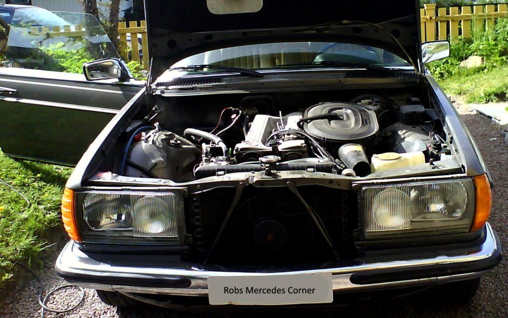 m110 engine 280ce
