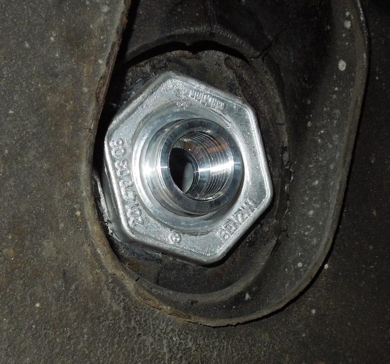 fuel tank filter 280CE