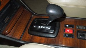 gear level mercedes w123 280ce
