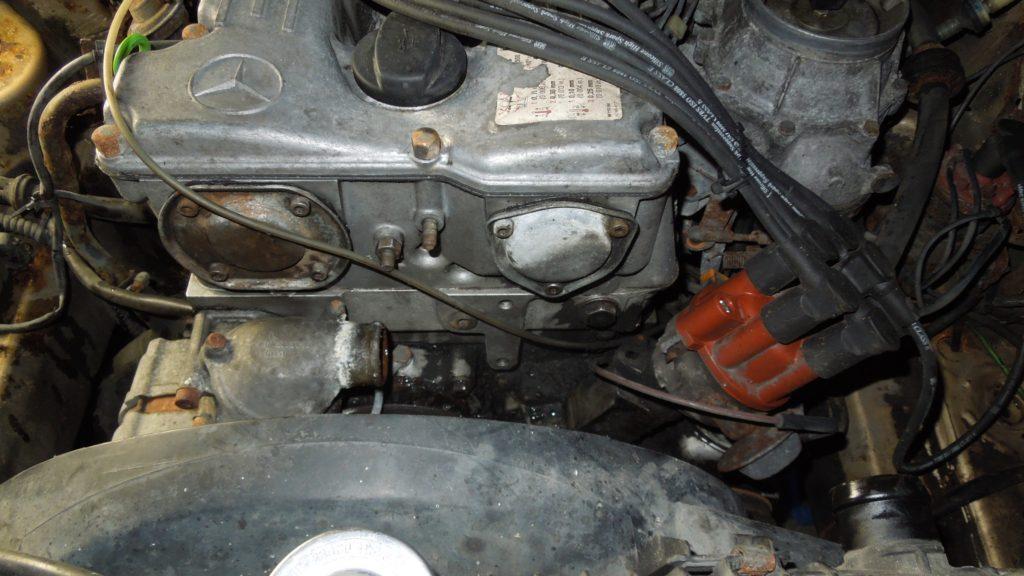 radiator hose M110