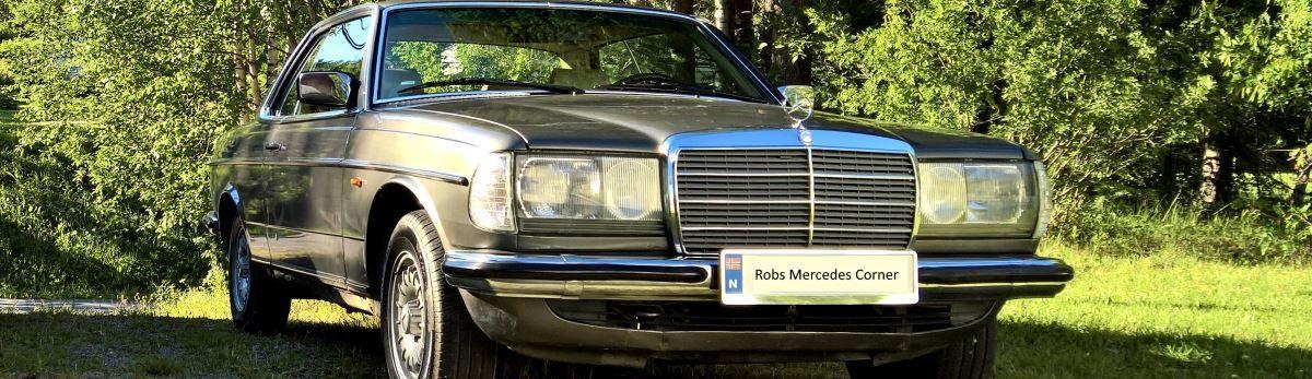 Robs Mercedes Corner