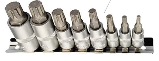 XZN socket set