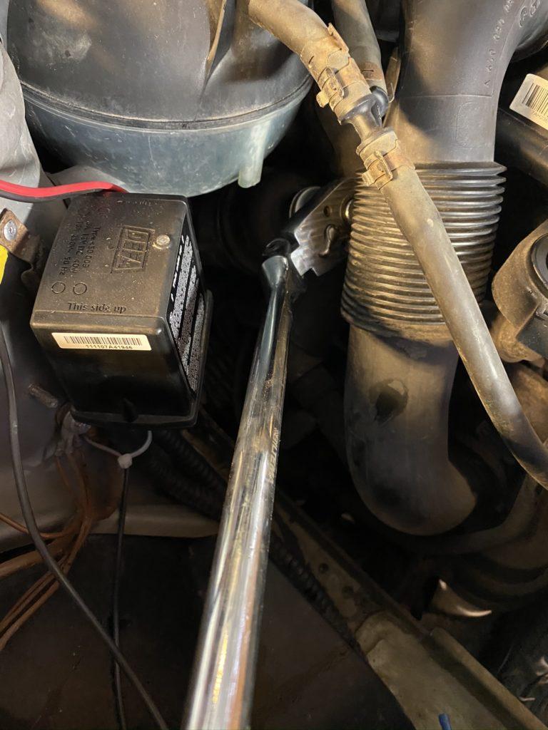 Oil filter 180cdi
